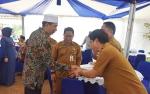 Masyarakat Hadiri Haul ke-11 Tahun IbundaBupati Barito Utara