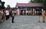 Wakil Bupati Kapuas Lakukan Kunjungan Kerja ke Dinas Sosial
