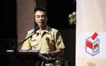 Wakil Bupati Barito Utara Sampaikan Enam Hal Penting Dalam Rapat Koordinasi Pemilu 2019