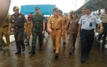 Gubernur Tinjau Pelabuhan Penyeberangan Sei Tunggul Pulang Pisau
