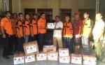 Tim Emergency 508 Orari Lokal Kapuas Salurkan Bantuan untuk Korban Kebakaran
