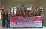Cegah Pungli, Anggota Polsek Dusun Selatan Sosialisasikan Perpres 87 Tahun 2016
