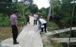 Kapolsek Kapuas Hilir Imbau Kades Gunakan Dana Desa Tepat Sasaran