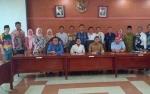 DPRD Kapuas Terima Kunjungan Kerja DPRD Tapin