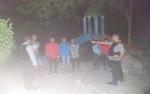 Antisipasi Kejahatan Malam Hari, Polsek Katingan Hilir dan Polsek Katingan Tengah Gelar Patroli