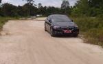 Jalan Rusak Sebabkan Mobil Ditumpangi Bupati Katingan Tidak Bisa Lanjutkan Perjalanan