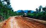 Perbaikan Jalan Ginih-Kinipan Pacu Perekonomian Masyarakat