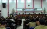 Wakil Wali Kota Sampaikan Pidato Pengantar Raperda RPJMD 2018-2023