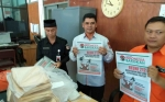 Ratusan Eksemplar Tabloid Indonesia Barokah Ditemukan di Kantor Pos Palangka Raya