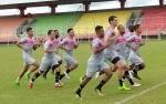 Fisik Pemain Kalteng Putra Digenjot Jelang Leg Kedua Kontra PSM Makassar