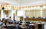 Fraksi-Fraksi DPRD Barito Utara Sampaikan Pandangan Umum terhadap Raperda RPJMD