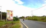 Politisi Gerindra Sebut Bawaslu Palangka Raya Jangan Ompong Soal Penertiban APK Caleg