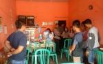 Polsek Kapuas Murung Gelar K2YD, Ciduk Empat Pemuda Diduga Pesta Miras