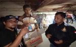 Tim Gabungan Amankan Botol Alkohol 70 Persen di Kapuas Hilir