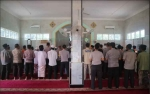 Polres Bartim Sholat Ghaib untuk Mantan Kapolri