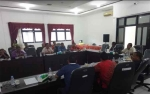 DPRD Gunung Mas Rapat Bahas Persiapan Jalan dan Jembatan Jelang Pemilu 2019