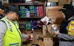 Anggota Polsek Kapuas Hilir Razia Pekat Antisipasi Kembali Adanya Korban Jiwa