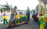 Anak Sukamara Diharapkan Kenal Olahraga dan Pariwisata Sejak Dini