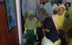 Kunjungan TK Perwanida ke Disporapar Sukamara Untuk Tingkatkan Pengetahuan Anak