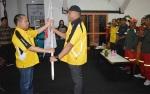 Ketua Umum Damkar Mandiri Kapuas Bertekad Kembangkan Organisasi