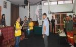 Bupati Kapuas Kukuhkan Ketua Umum Damkar Mandiri