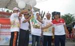 Kapolres Kapuas Beberkan Tujuan Millenial Road Safety Festival