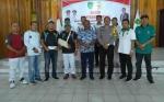Bonus Atlet Sukamara Peraih Medali Porprov Capai Setengah Miliar Rupiah
