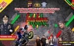 Puncak Millenial Road Safety Festival Sampit Dipusatkan di Taman Kota
