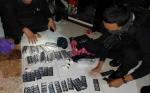 Satreskoba Polres Kapuas Tangkap Pemilik 2.265 Butir Zenith