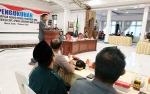 Bupati Barito Utara Harapkan Kades Dapat Cocokkan Data Lahan
