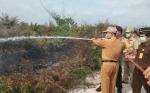 Damkar Sukamara Tangani 146 Kasus Kebakaran Selama 2018