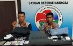 Dua Bandar Sabu di Pangkalan Bun Terciduk Polisi