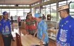 Wakil Bupati Kunjungi Disdagperinkop dan UKM Kapuas