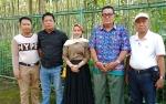 Jajaran Kominfo Bersama Pengurus PWI Kapuas Hadiri HPN 2019 di Surabaya