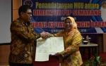 Tingkatkan SDM Perhubungan Laut, Pemkab Kobar Jalin Kerja Sama dengan PIP Semarang