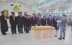 Bupati Barito Selatan Lantik Syahrani Sebagai Plt Sekda, Edi Kristianto Jabat Kepala DLH