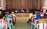Pemkab Kapuas Gelar Rapat dengan BPK RI Perwakilan Kalteng
