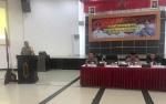 Polda Kalteng dan Dinas Sosial Bahas Distribusi Bantuan Sosial