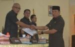 Bupati Lamandau Apresiasi Kesiapan DPRD Bahas Raperda RPJMD dan Badan Hukum Perusda