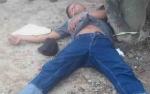 Diduga Over Dosis, Pria Tidak Dikenal Terkapar di Pinggir Jalan