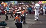 Berbagai Atraksi Ditampilkan Diacara Millenial Road Safety Festival di Pangkalan Bun