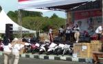 Hadiah Utama Festival Bomers di Katingan Bertambah Jadi 3 Sepeda Motor
