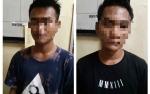 Asyik Pesta Sabu, Dua Pemuda Diamankan Polisi
