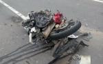 Pengendara Jupiter MX Tewas Akibat Kecelakaan di Ruas Kuala Kurun-Palangka Raya