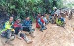 Bupati Barito Utara Tinjau Jalan Alternatif