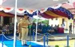 Bupati Jadi Inspektur Upacara Peringatan HUT Sematu Jaya ke-14
