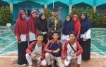 MAN Kapuas Juara Umum Lomba Palang Merah Remaja