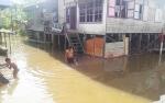 Sejumlah Wilayah di Muara Teweh Mulai Tergenang Banjir