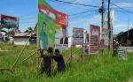Bawaslu Tertibkan Alat Peraga Kampanye Langgar Aturan