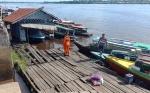Seorang Laki-laki Tercebur dan Tenggelam di Sungai Mentaya Kawasan PPM